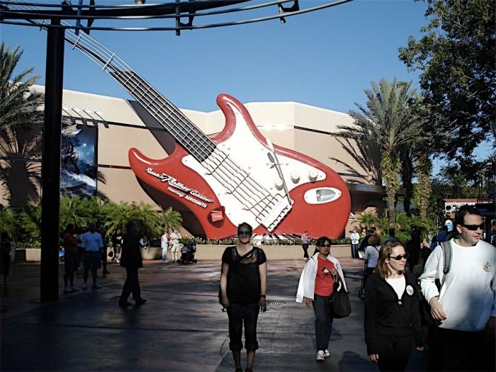 Hollywood Studies at Walt Disney World, Florida, packing for business travel