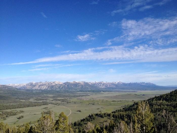 Sawtooth Mountains, girls' weekend, camping, Idaho