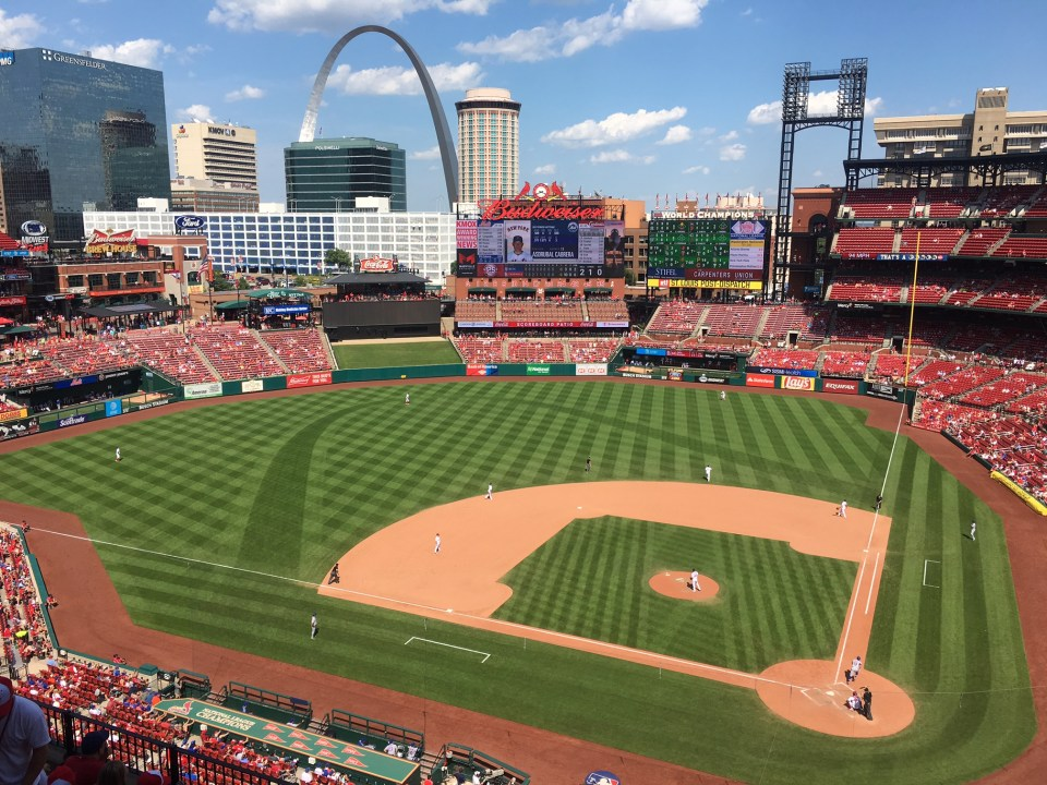 St. Louis Cardinals, baseball, girls' weekend