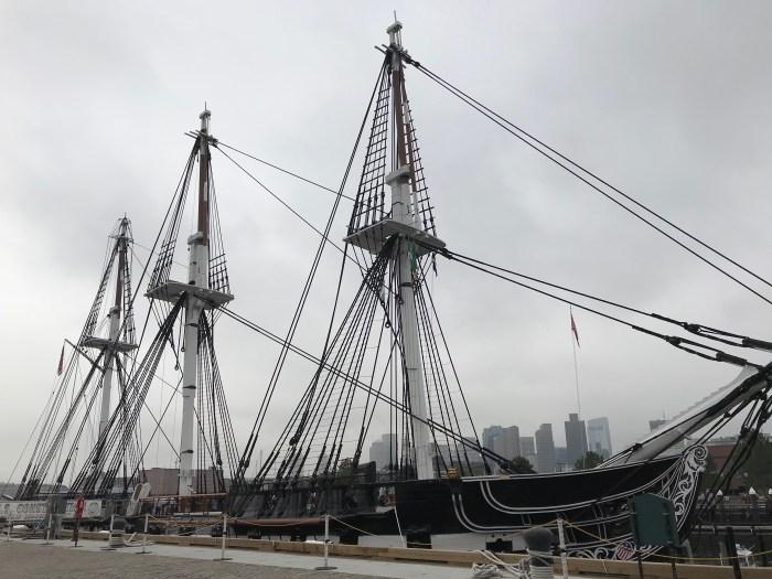 Boston USS Constitution