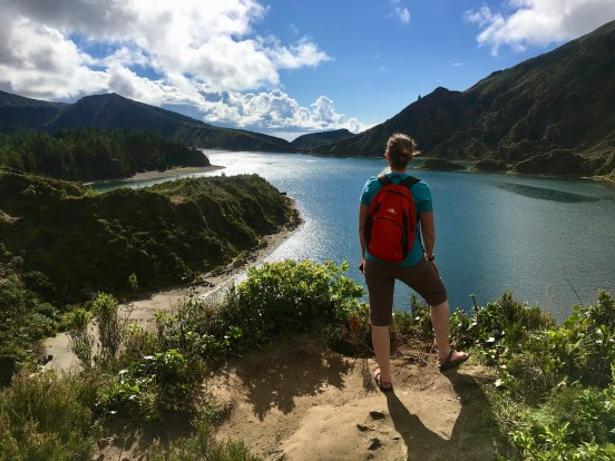 Hiking in the Azores