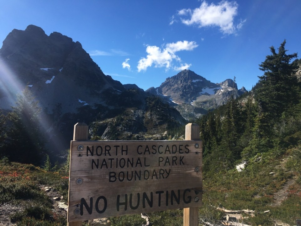 North Cascades National Park, mountains, travel resolution, hiking