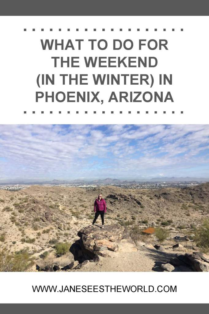 Hiking Phoenix, Arizona