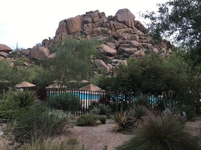 Boulders Resort and Spa in Scottsdale, Arizona.