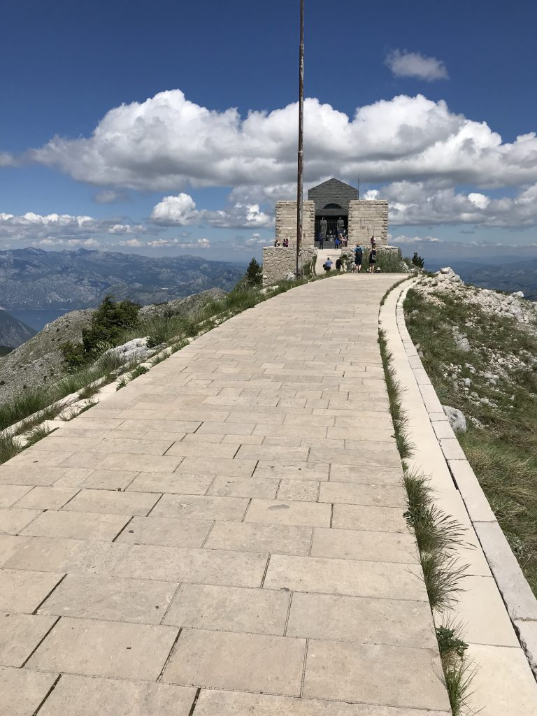 Lovcen mausoleum, Montegro, Five Montenegro Must-Sees