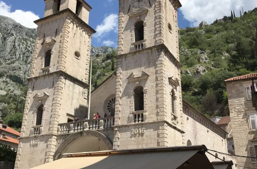 Kotor Montenegro Church