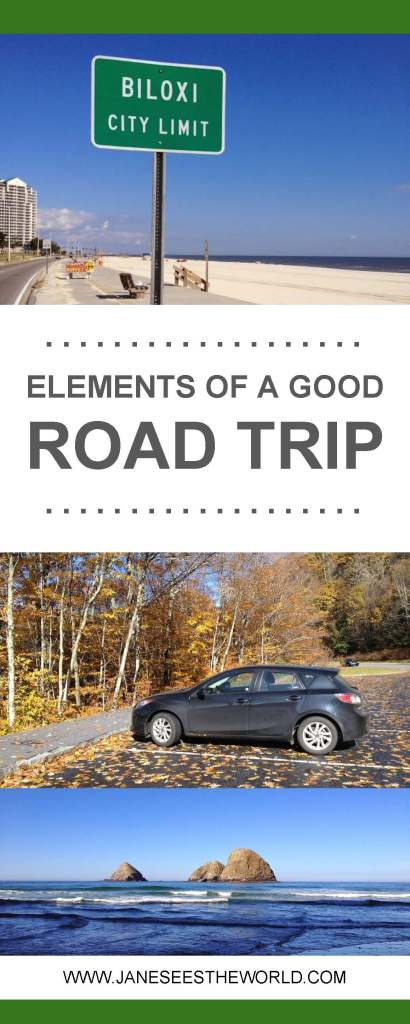 elements of a good road trip travel advice pinterest