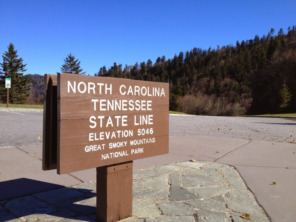 elements of a good road trip travel advice North Carolina Tennessee Great Smoky Mountains National Park