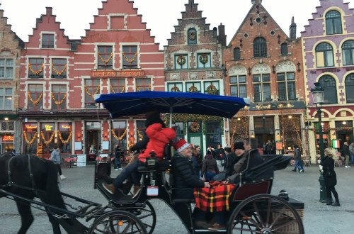 Christmas on the road, Christmas travel, Bruges, Belgium Europe