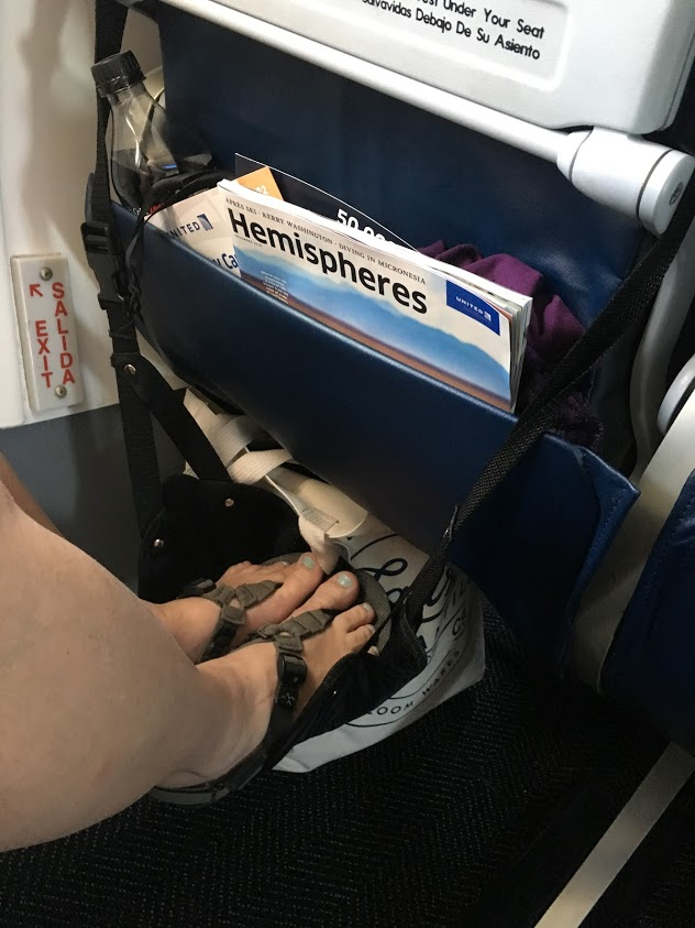 2018 travel finds for women foot hammock