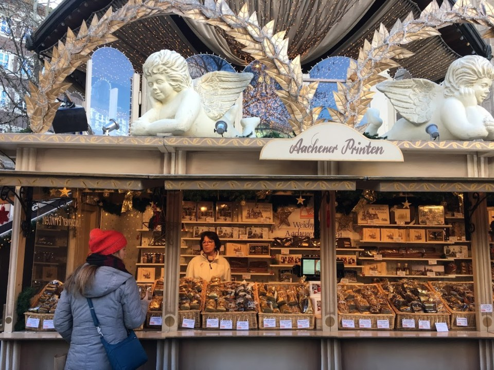 relaxing vacation German Christmas markets