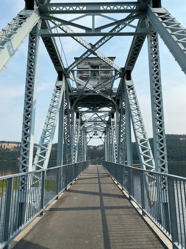 Chatcolet Bridge