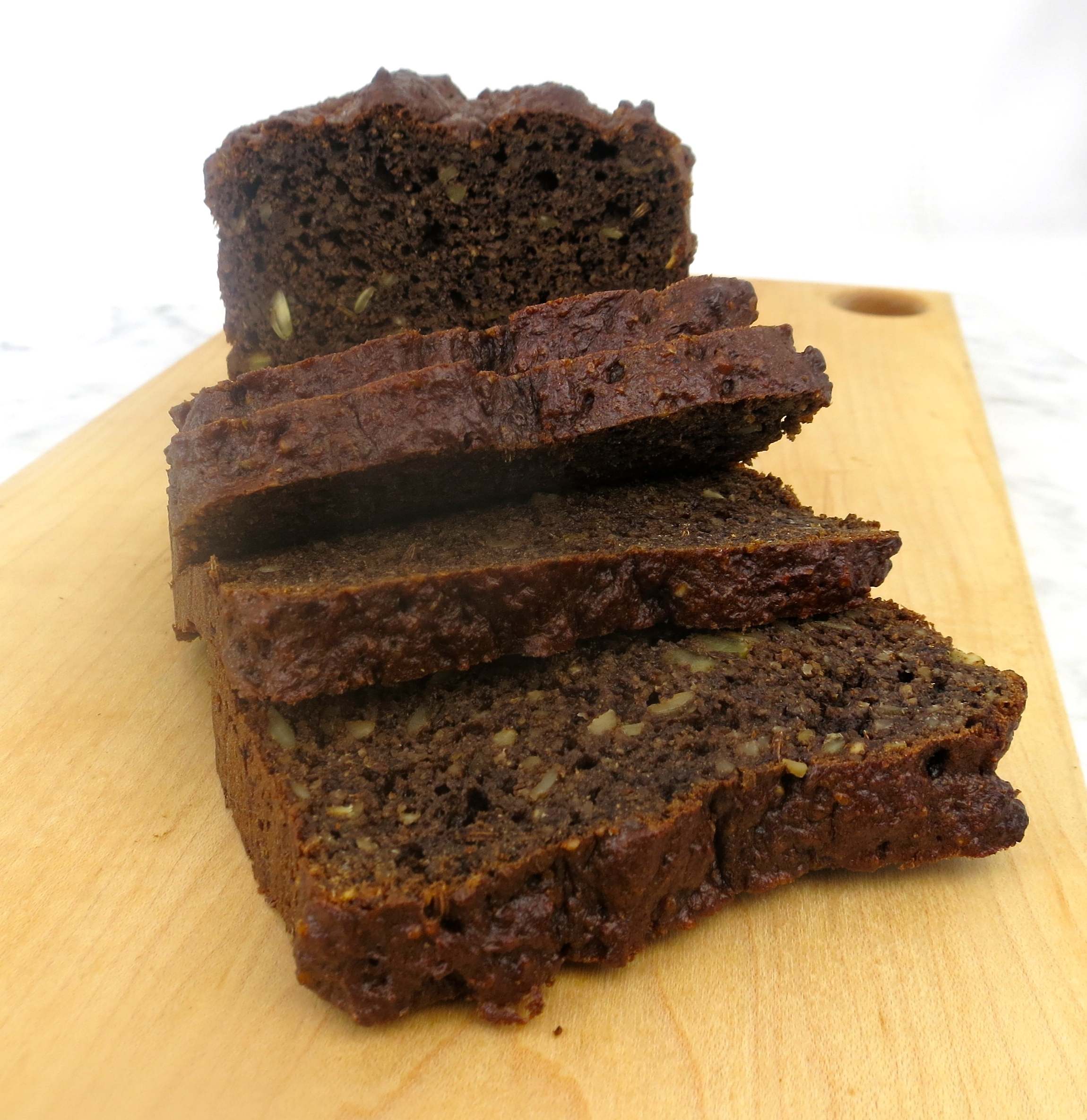 sprouted kitchen book yellow accessories paleo pumpernickel no-rye bread – jane's healthy