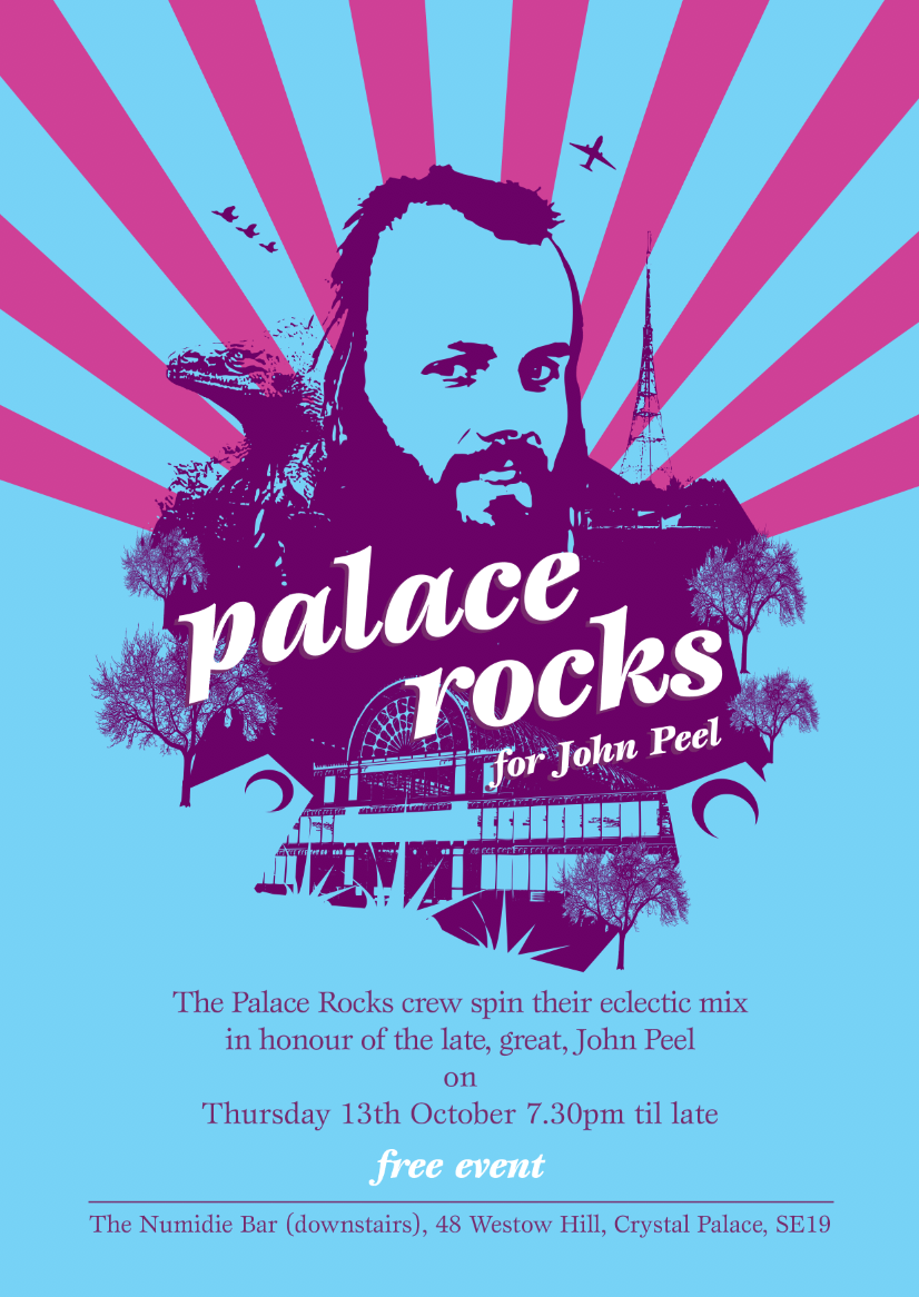 Palace Rocks DJ nights