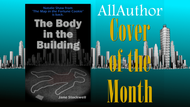 "Vote for me in AllAuthor's ""Cover of the Month"" contest!"