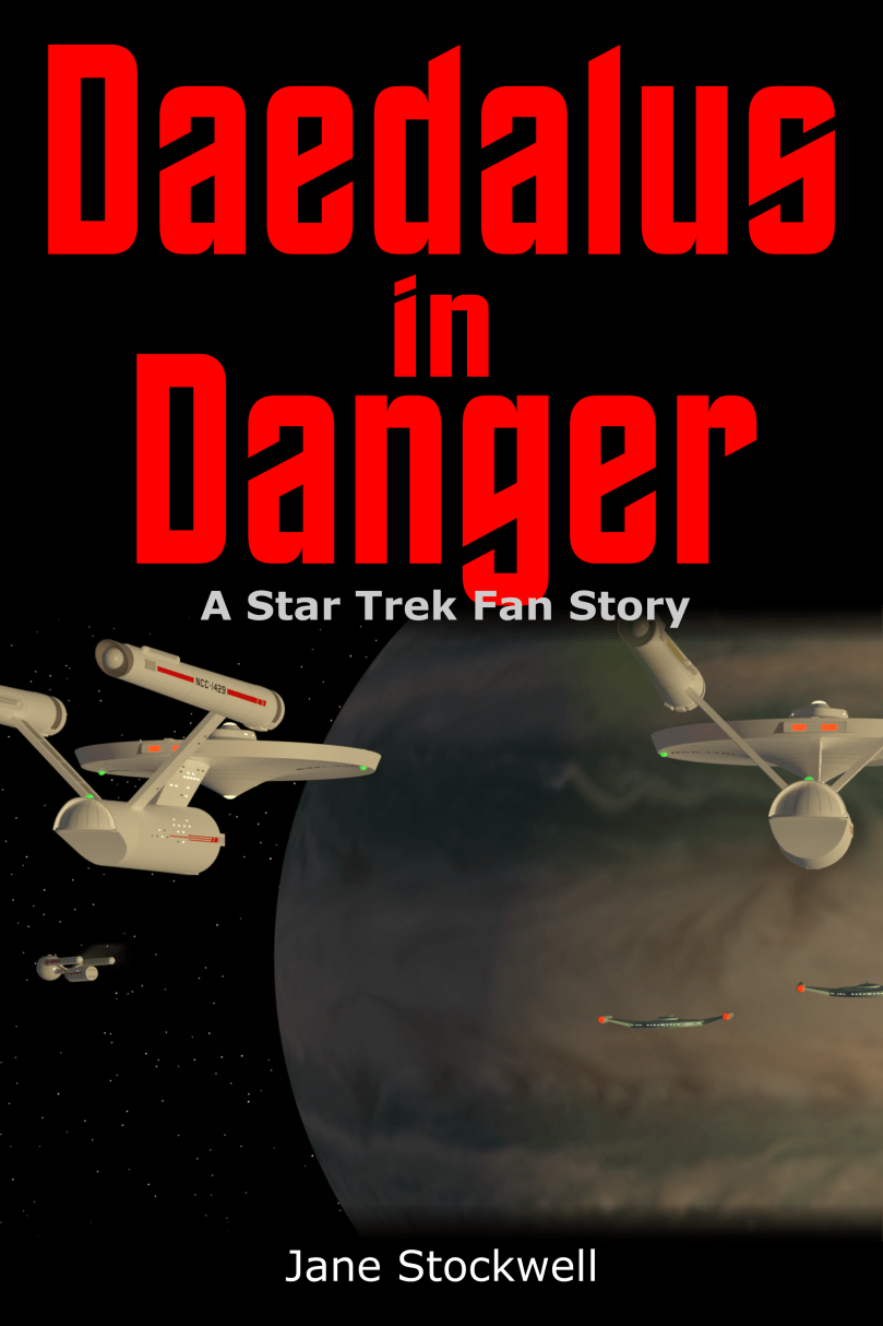 Daedalus in Danger: Star Trek Fan Fiction short story