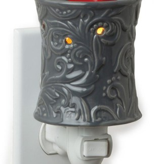 Rainstorm Plugin Wax Warmer.