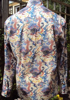 Jim Lauderdale's 2013 AMA Awards Show shirt in Liberty 'Wendy Woo' https://dandyandrose.com/2013/09/18/new-collection/