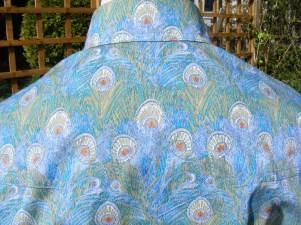 Jim Lauderdale's shirt in Liberty 'Hera'