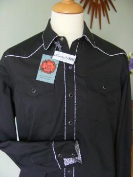 James House's Dandy & Rose shirt