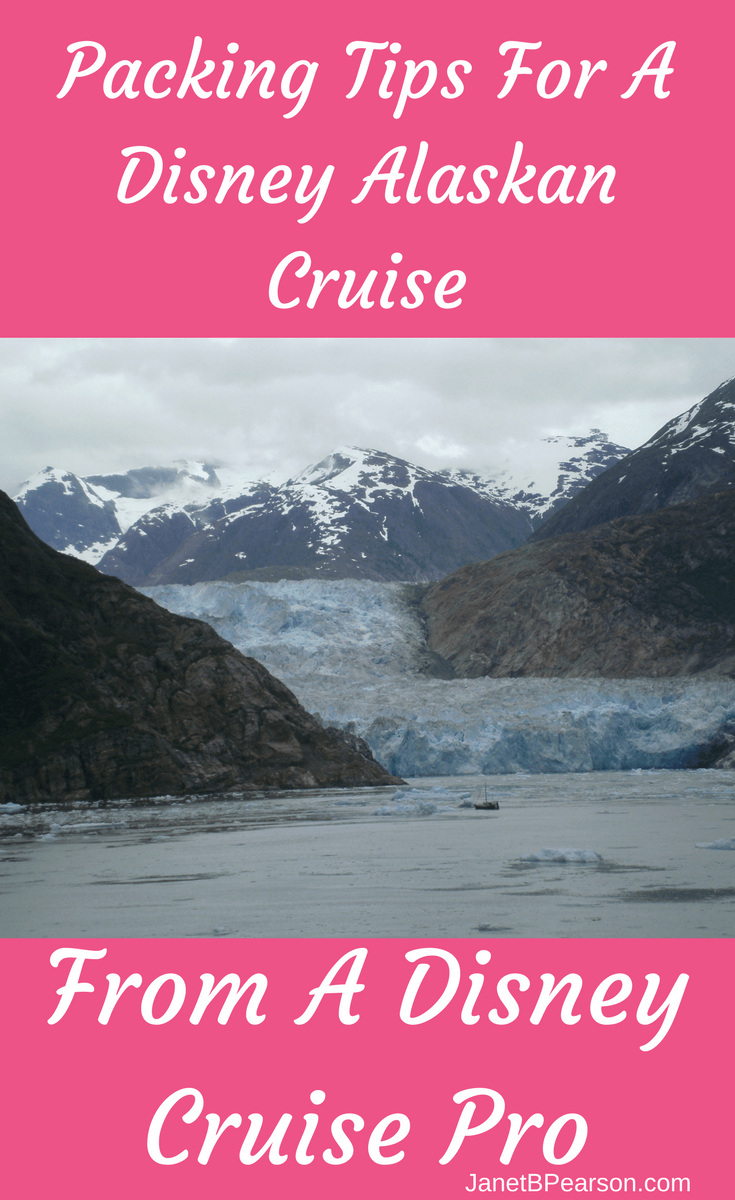 alaskan cruise packing list