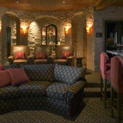 Old World Living Room Design Black Gloss Furniture Style Interior Janet Brooks Scottsdale