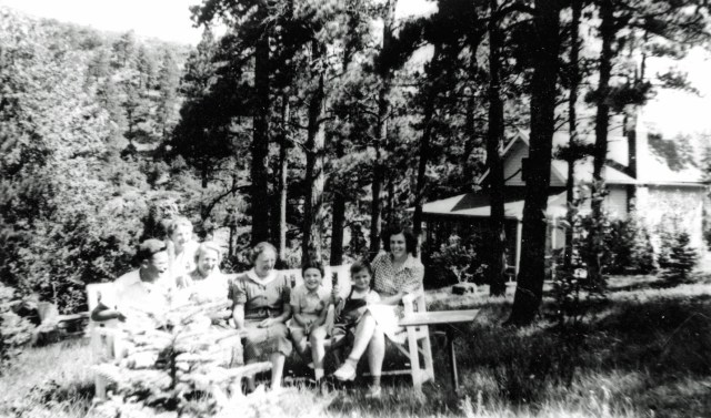 Beulah House in 1945
