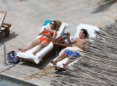 Apparently Charlie Sheen and Brooke Mueller's June honeymoon in Costa Rica