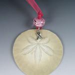 Femme Fus Sand Dollar Ornament