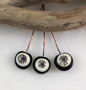 Anemone Headpins