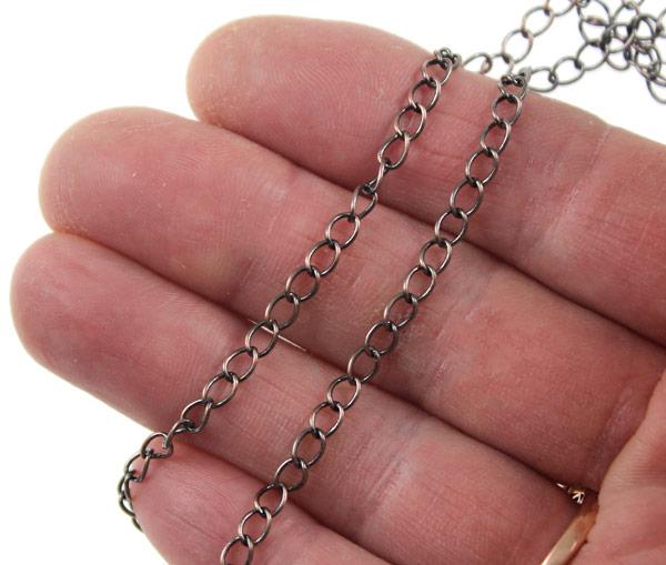 Copper Cable Chain