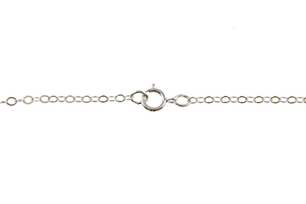Sterling Cable Chain Medium Size