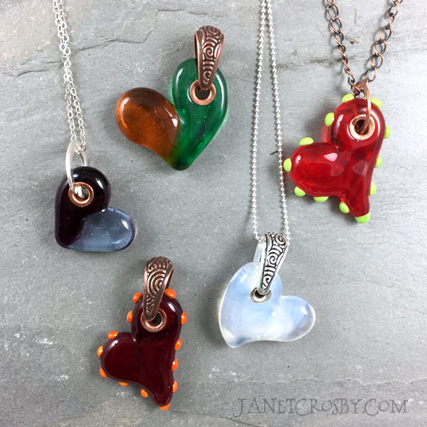 Riveted Hearts by Janet Crosby