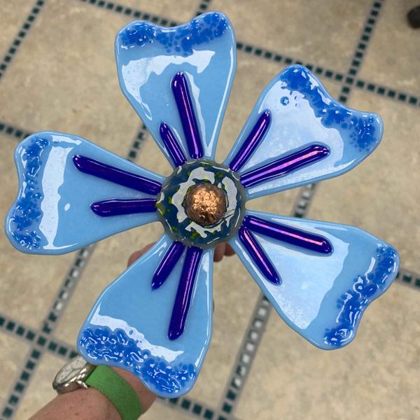 Garden Flower - The Blues