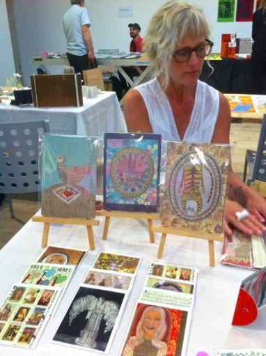 Joanna Wilkinson and her work.