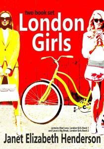 london girls two book set copy