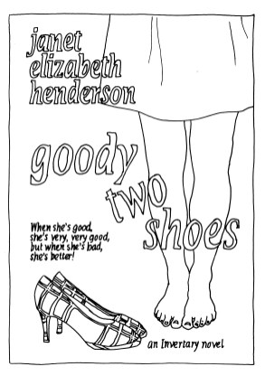 Invertary colouring page Goody Two Shoes