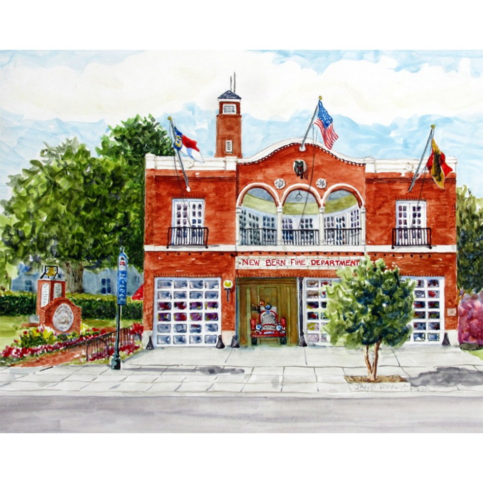 New Bern Firemans Museum