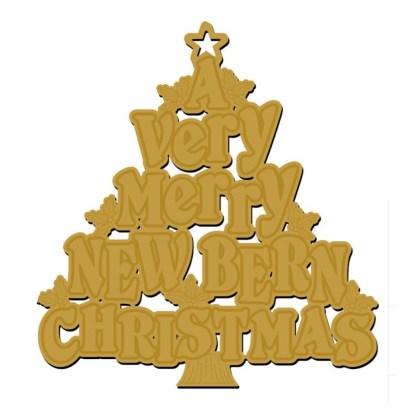 New Bern Christmas Ornament