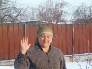 Hadija in winter