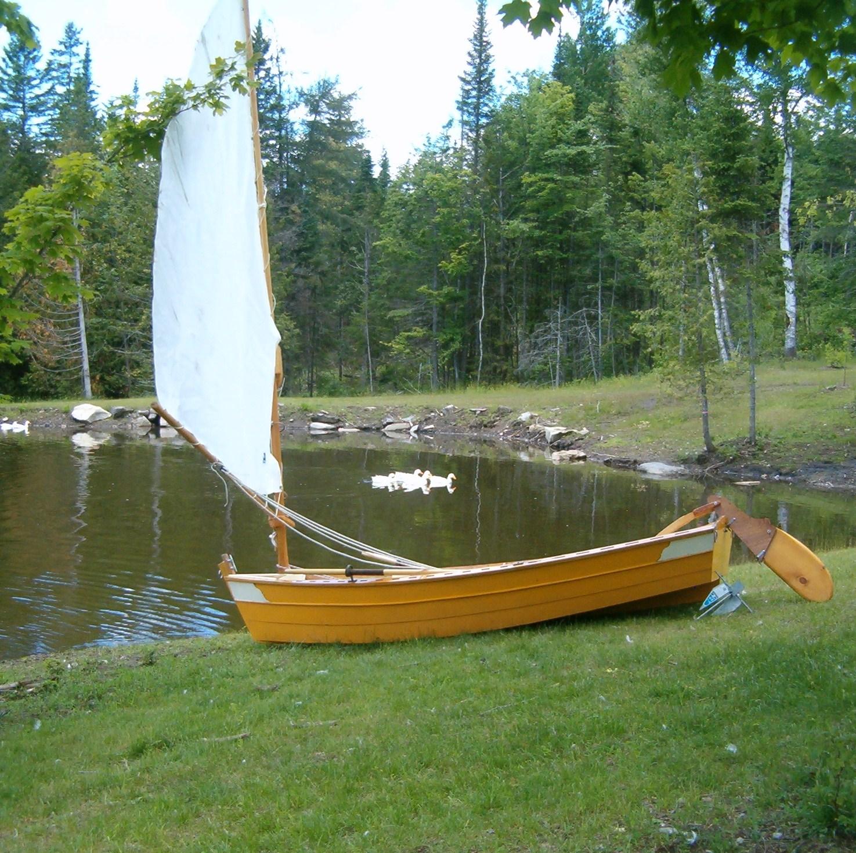 W's sailboat