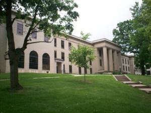 Lowry Hall, Kent State University