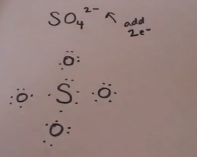 electron dot diagram for s winnebago motorhome sales lewis structure sulfate ion janet gray coonce