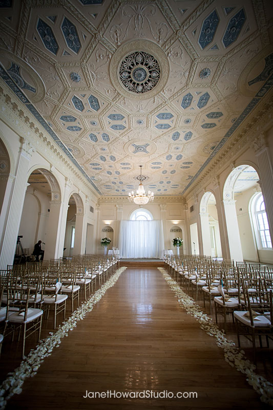 Biltmore Atlanta Wedding Ceremony