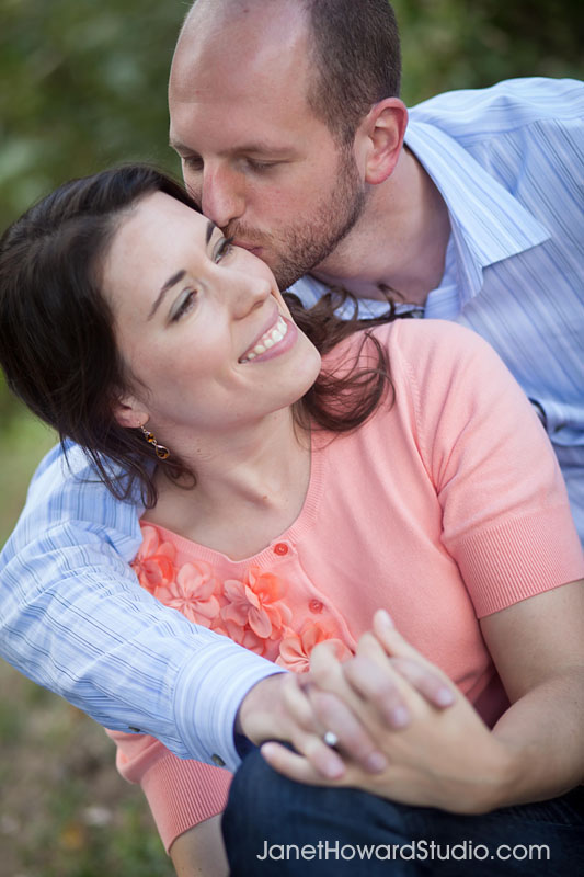 Atlanta Engagement Photography by Janet Howard Studio