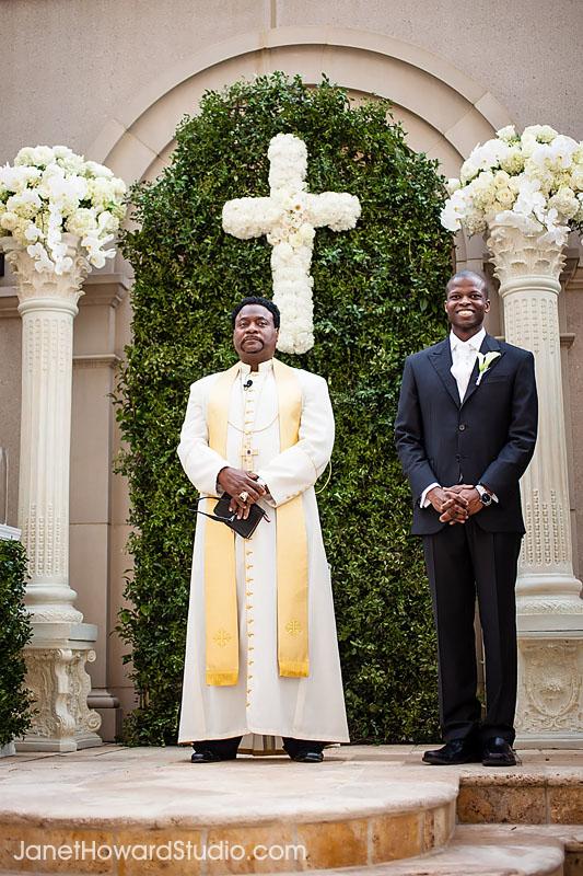 St. Regis Atlanta Wedding Ceremony