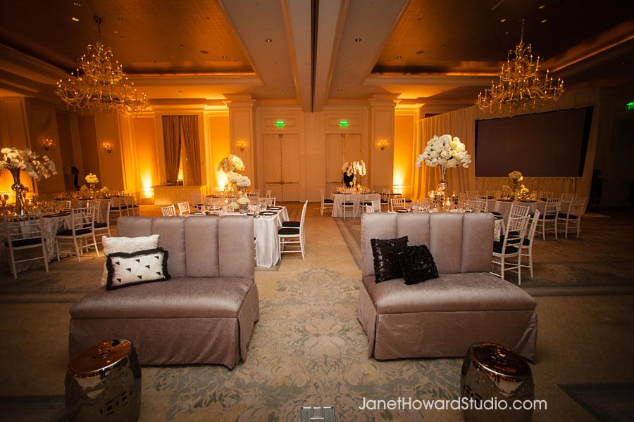 Reception at the St. Regis Atlanta