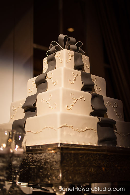 Wedding Cake by St. Regis Atlanta