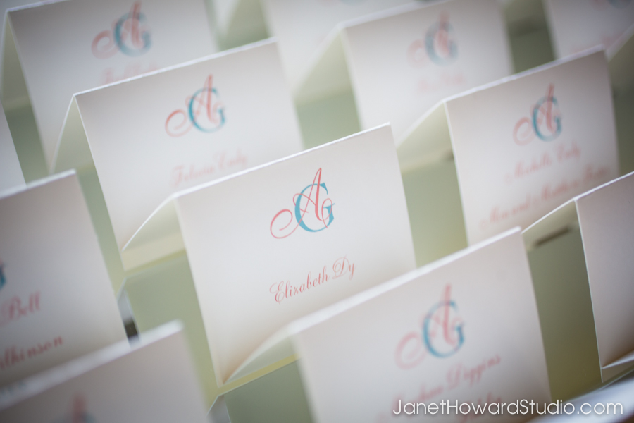 Escort Cards by Papered Wonders