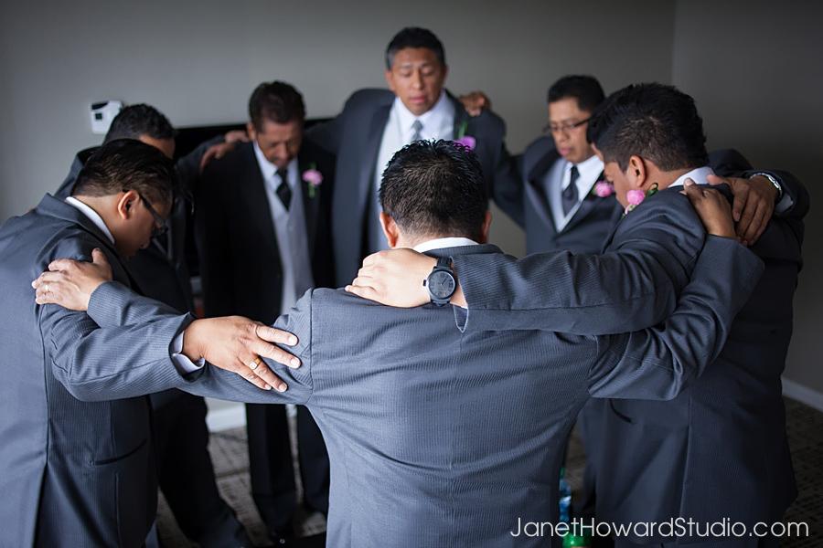 Groom prayer